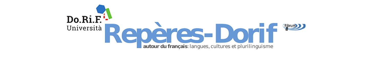 Repères-Dorif Logo